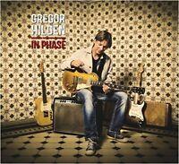 GREGOR HILDEN - IN PHASE  CD NEW+