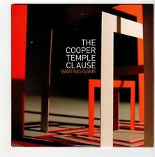 (FA545) The Cooper Temple Clause, Waiting Game - 2006 DJ CD