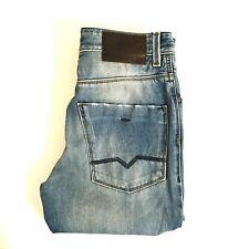 Hugo Boss Orange 63 Mens Jeans Size 30W x 34L Slim Fit Blue Denim