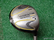 King Cobra Speed Pro X ST 15 degree 3 Wood Ust V2 76 Graphite Stiff Flex