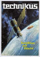 TECHNIKUS Nr. 1 von 1976