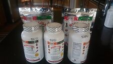 3 Nopalina Flax Seed Plus 240 capsules plus 2 4 OZ Nopalina powder free