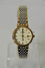 Rotary Ladies' Two-Tone Quartz Bracelet Champagne Dial Watch LB03497/03 ~ AA-24