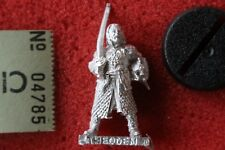 Games Workshop Lord of the Rings Defenders Rohan Theoden LoTR Metal Figure Mint