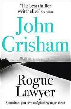 Rogue Lawyer by John Grisham (Paperback, 2016)