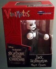 JACK SKELLINGTON NIGHTMARE BEFORE CHRISTMAS Vinimates Vinyl Figure DISNEY