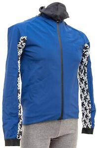 Assos Mille GT ULTRAZ Winter Jacket Men MEDIUM Blue Road Bike Cycling Mountain