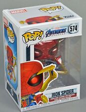 Funko Pop Vinyl Figure Avengers  Spider Man Iron Spider #574