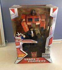 Hasbro Transformers Classics: Optimus Prime DVD 20th Anniversary Edition