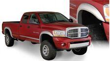 Bushwacker Fleetside Extend-A-Fender Style Black Flares For 02-09 Dodge Ram