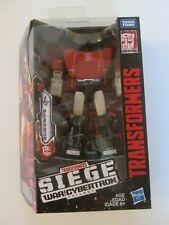 Transformers: Siege - War for Cybertron - Sideswipe - Sealed - Light Wear