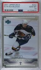 2001-02 Upper Deck Ilya Kovalchuk #242 PSA 10 Rookie