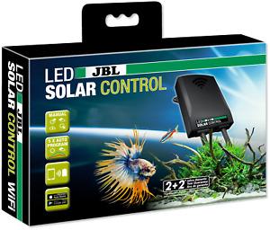 Aquarien LED SOLAR Control von JBL, Per App steuerbares Kontrollgerät f. JBL LED