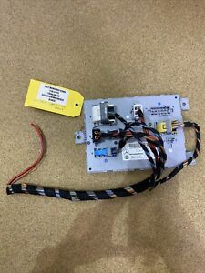17 MERCEDES W205 C250 C300 C63 REAR TRUNK SAM CONTROL SIGNAL RELAY MODULE  A56