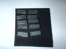 LOT 10PCS SN74LS243N  TXRX NON-INVERT 5.25V 14DIP IC  BOX#52