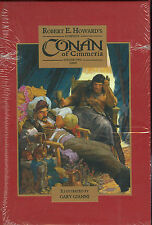 Conan of Cimmeria 2 Hardcover Rare HC Artists Ultra Ed. S&N Wandering Star REH