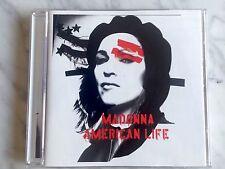 MADONNA American Life CD 2003 Maverick Original US Press ENHANCED DISC! OOP! NM