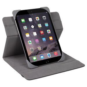 Targus Fit N' Grip Protective Case 9-10 inch Tablet - Grey - Apple - Samsung