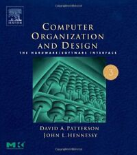 Computer Organization and Design: The Hardware... by Hennessy, John L. Paperback