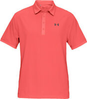 Men's Under Armour UA Playoff Vented Golf Polo Shirt Top 1327038 New Size L