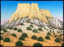 "David Bradley ""Enchanted Mesa"" Hand Signed Fine Art Lithograph Western Art OBO"
