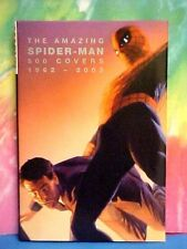 SPIDER-MAN 500 COVERS 1962 - 2003 Marvel Comics Hardcover Book