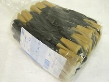 Ansell Nitrasafe Cut-Resistant Nitrile Rubber Gloves Black Size 8 Qty11 28-359