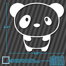 Cute Little Panda - vinyl decal sticker jdm import freshest illest subaru drift
