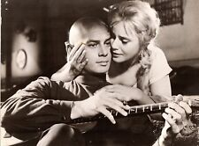 YUL BRYNNER MARIA SCHELL CLAIRE BLOOM BROTHERS KARAMAZOV DELUXE 10X13   LC2240