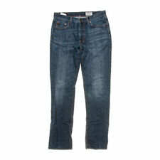 Herren-Straight-Cut-Jeans mit niedriger Bundhöhe (en) Hosengröße W34