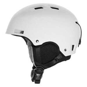 K2 Verdict White Mens 2018 Snowboard Helmet