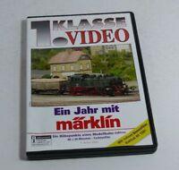 Märklin 9525 DVD 1. Classe Vidéo Ein Année Avec Märklin Senator Ludmilla Etc