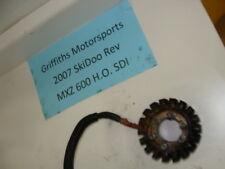 07 2007 SKIDOO 600 HO REV mxz SDI 800? oem stator gen generator 04 05 06