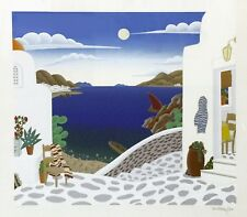 "THOMAS MCKNIGHT ""AEGEAN COVE"" 1991 