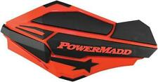 POWERMADD SENTINAL HANDGUARDS (HONDA RED/BLACK) PART# 34407 NEW 66-4030 18-95186
