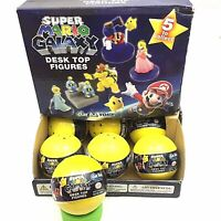 Super Mario Galaxy -Tomy Gacha Capsule 1 Random Desk Top figure Free Shipping
