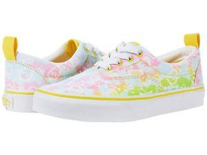 Girl's Sneakers & Athletic Shoes Vans Kids Era Elastic Lace (Big Kid)