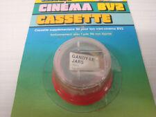 Film Kassette S8 für Mini Kino BV2 Apollo - Q1087C Gandy Le Döschen 7005 - Neu