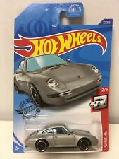 2020 Hot Wheels #72 Silver '96 Porsche Carrera Kroger Exclusive