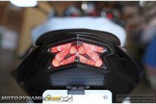 2013 - 2018 Kawasaki Ninja ZX-6R 2016 Z800 Sequential LED Tail Lights Smoke