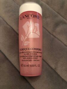 Lancome TONIQUE CONFORT Rehydrating Comforting Toning Lotion Mini TONER 50ml