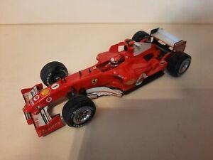 Hot Wheels Ferrari F2005 F1 Michael Schumacher 2005 1/43