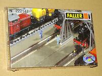 FALLER ( 222147 ) 2 FOSSES DE VISITE  NEUF EN BOITE SOUS BLISTER N 1/160