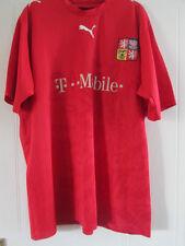 Czech Republic 2006-2008 Home Football Shirt Size xl mans /39172