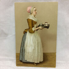 Vintage Postcard Advertising Walter Baker & Co Ltd Candy Chocolate Sweets