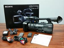 Sony HDR-FX1000 HD Handycam Camcorder HDV 1080i MiniDV