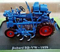 Trattore Bobard BB-VW 1959  - Scala 1/43 - Hachette - Nuovo