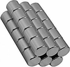 5mm x 5mm Cylinders - Neodymium Rare Earth Magnet, Grade N48