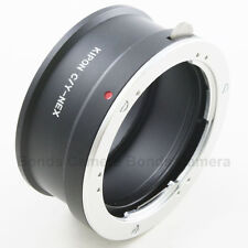Kipon Contax Yashica C/Y CY Lens to Sony NEX E mount Adapter A7 A7R 5T 7 6 A6000