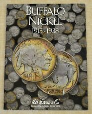 Buffalo Nickel Harris Folder #2678 - 1913 to 1938